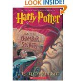 ♥ Harry Potter and the Chamber of Secrets - J.K. Rowling