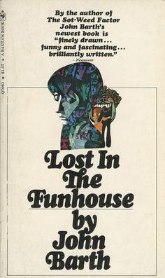 Manco a dirlo, uno dei libri che influenzò Wallace, in meravigliosa copertina #barth #DFW @00doppiozero #ebook #Starter