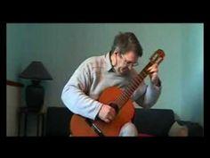 Minuet 3/4 Partituras de guitarra clasica Fernando Sor - (Minuet en G)