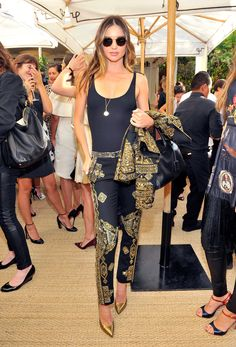 The 2014 CFDA/Vogue Fashion Fund Show in Los Angeles – Vogue