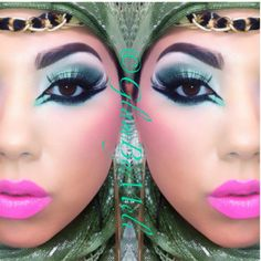 .@glambymeli | Product used for my #Arabiceyes inspired look #2 ~Eyebrows #anastasia  beauty... | Webstagram