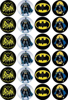 1000 Images About Bat Man Printables On Pinterest