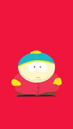 Wallpaper Space, Red Wallpaper, Disney Wallpaper, Wallpaper Ideas, Eric Cartman, Best Cartoons Ever, Old Cartoons, Cellphone Wallpaper, Iphone Wallpaper