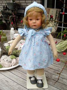 Eine unbespielte IH Puppe aus meiner Sammlung...