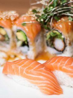 Sushi Nürnberg: Das CôCô Sushi Restaurant in Nürnberg bietet dem Geschmack Asiens in form von feinstem Sushi und Sashimi - und darüber hinaus.