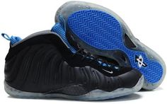 addb2dc04e3 Air Foamposite One Dull Black Royal Blue Copper Jordan 13