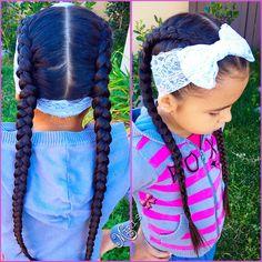Braids for little girls