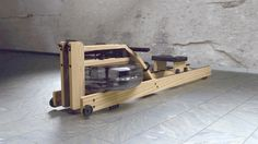 remo agua waterrower natural