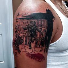 Mahi mahi fish tattoo tattoos by hugh pinterest fish for Best tattoo artist in florida