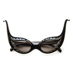 Masquerade Ball Mask Pointed Jester Costume Party Novelty Sunglasses