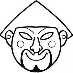 Este año el carnaval en nuestro aula girará en torno a China, para ello estamos aprendiendo algunas cosas sobre su cultura, su historia... ... New Year Art, Sushi Party, Ninjago Party, Hobby Horse, Mid Autumn, Horse Head, Chinese New Year, Mask For Kids, Asian Art