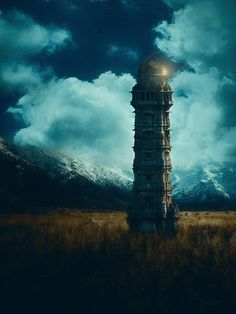 """""""The Tower"""": By Ann Wehner Digital Artistry"""