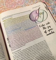 Bible journaling - by Linda Neal - Parable of the talents. #illustratedfaith
