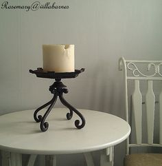 villabarnes: 1 Minute Candle Stand