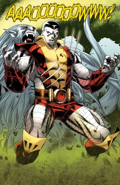Colossus by Carlo Barberi and Iban Coello