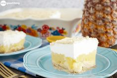 This Pineapple Dessert Will Take You Back to Your Grandma's Kitchen - One Good Thing by Jillee