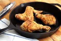 Recettes de poulet frit et rôti