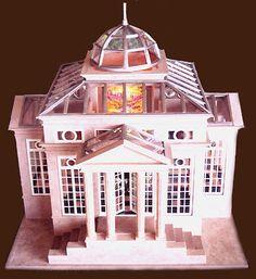 Nice glass roof