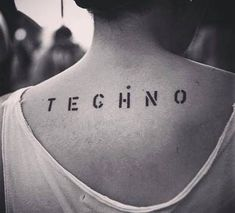 50 Amazing Tattoos Of The People Who Are Living Techno – Page 3 of 8 – Only Techno