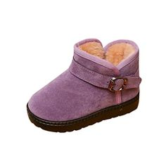 Buy Dreamyth Kids Autumn Winter Warm Fashion Children Martin Girls Boys  Casual Snow Boots Cotton Shoes online 0673a847d8a5