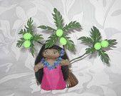 Hawaiian Dolls: Haumea, the Hawaiian Earth Goddess