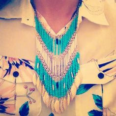 New Necklaces at Blessed Peacemakers! #bohemian #style #boho #necklaces #jewelry