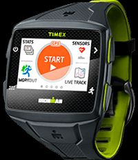 Timex IRONMAN ONE GPS+ | Wearables | Qualcomm