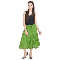 Womens Skirts available at Mirraw.com