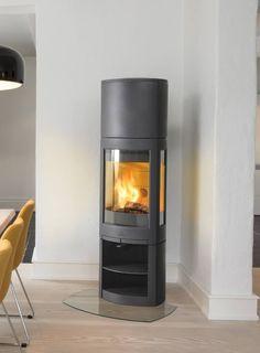 Jotul F 371 High Top Advance houtkachel met Heat Storage System (warmhoud stenen) in de extra hoge top - ACTIE Heat Storage System twv € 325,- GRATIS van 1 april t/m 31 mei 2017