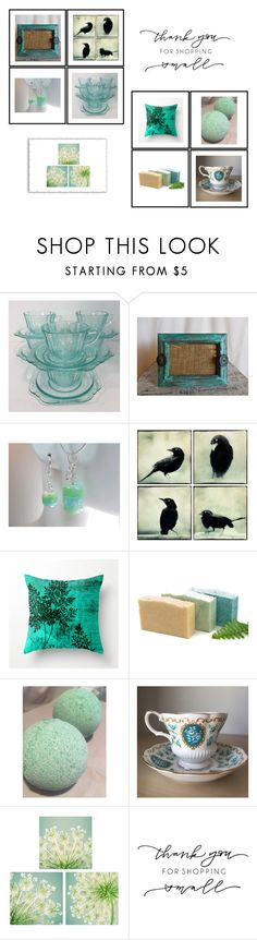 """Etsy gifts!"" by keepsakedesignbycmm ❤ liked on Polyvore featuring interior, interiors, interior design, home, home decor, interior decorating, Royal Albert, Home, jewelry and accessories"
