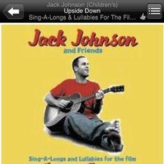 Jack Johnson. <3