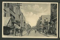 otherwise, near excellent condition. Old Postcards, Photo Postcards, Acre Israel, Bethlehem Israel, Tel Aviv Israel, 4x6 Postcard, City Architecture, Corner, Street View