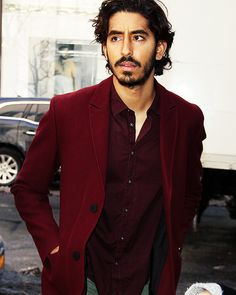 Dev Patel - March 6th 2015.