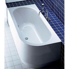 Brand New And Boxed Duravit Happy D Left Corner Bath Tub 1800 X 800