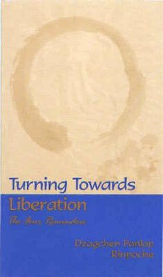 Turning Towards Liberation: The Four Reminders: Dzogchen Ponlop Rinpoche: 9780968768921: Amazon.com: Books