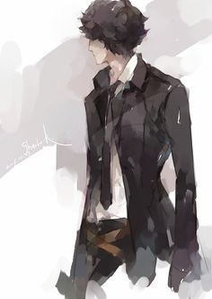 """things I really want to see Benedict Cumberbatch (Sherlock) wearing."" If Sherlock ……WOW! Inspiration from: [link] BBC Sherlock Sherlock Holmes Bbc, Sherlock Fandom, Moriarty, Sherlock Anime, Sherlock John, Johnlock, See You Space Cowboy, Mrs Hudson, Sherlolly"