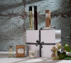 A beautiful gift to give this Christmas, our luxury relax and unwind hamper will be sure to delight the recipient.  You can view more details about the hamper here  http://bit.ly/relax-and-unwind-hamper