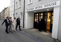 Centrally located, the Talbot suite apartments is a perfect base for a shopping or golf trip, or Wexford Festival Opera. Wexford Town, Curtain Call, Opera House, Music, Musica, Musik, Muziek, Music Activities, Opera