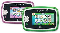 LeapPad3 Learning Tablet: Discover exciting experiences and thrilling adventures with LeapPad3 from LeapFrog!