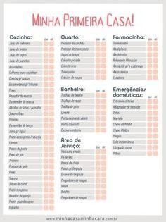 Lista de Chá de Casa Nova – As 30 Ideias Mais Completas para Imprimir! Studio Mcgee, Open House, My House, Studio Loft, Marketing Trends, Planners, 3d Home, Home Alone, Home Hacks