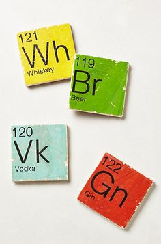 perfect coasters for the breaking bad fan