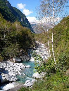 Val Bavona, Ticino, Switzerland