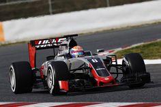 Haas F1 Team: Resumo do 1º dia de testes em Barcelona