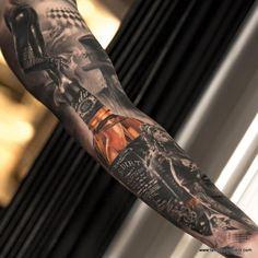 Niki Norberg | Tattoo Art Project