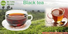 Drinking black tea is a simple way to have a healthy beverage in your daily lifestyle.It is a beverage with long-lasting benefits.