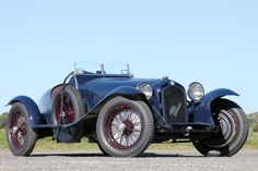 1933 Alfa Romeo 8C2300 Monza
