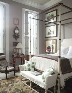 Furlow Gatewood guest bedroom ~  photo: Max Kim-Bee