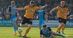 George Maris set up one goal and scored another as Cambridge United beat Leyton Orient 3-0 in League 2