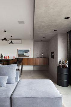 Proiect si design interior apartament din Brazilia de AMBIDESTRO - https://www.studenthome.ro/2016/11/16/proiect-si-design-interior-apartament-din-brazilia-de-ambidestro/ #Apartament #Designinterior #AccesoriiDecorative #Apartament #Artă #Baie #Bucătărie #Covor #DecoratiuniPerete #DesignInterior #DesignInteriorContemporan #DiningRoom #Dormitor #Iluminat #LivingRoom #PerețiDeLemn #Șemineu