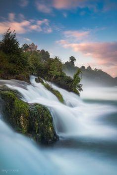 https://flic.kr/p/JzpdNZ | silky wildwater | der bekannte Rheinfall in der…